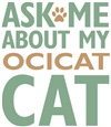 Ocicat Cat Gifts