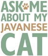 Javanese Cat Breed Merchandise
