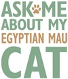 Egyptian Mau Cat Lover Gifts