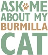 Burmilla Cat Lover Gifts