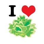 I Heart (Love) Lettuce
