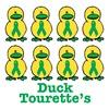 Tourette's Syndrome Ribbon Ducks