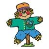 Cute Little Scarecrow