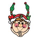 Cute Little Christmas Helper (Elf)