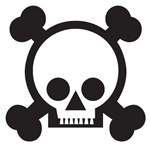 Skull & Crossbones (Day of the Dead)