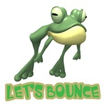 Let's Bounce Froggy Frog