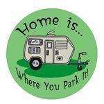 Trailer Park Home