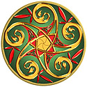 Celtic Pentacle Spiral
