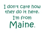 I'm From Maine