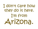 I'm From Arizona