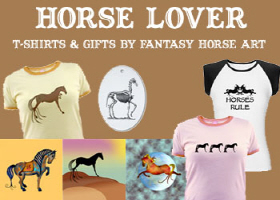 cool horses,wild horses - horse lovers gifts