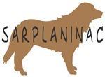 Sarplaninac Dogs Tan w/ sarplaninac text