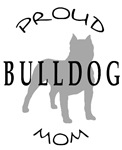 Proud Bulldog Mom