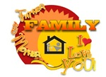 FAMILY acronym -Father & Mother, I Love You!