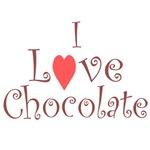 I Love, heart