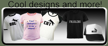 Cool designs and more !