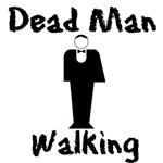 Dead Man Walking Bachelor Party T-Shirts