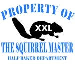 Property of The Squirrel Master