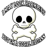 I May Look Harmless....