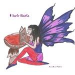 Book Worm Fairy