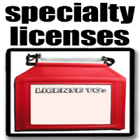 Licenses for Everything
