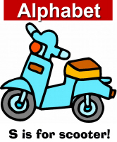 Alphabitties Cool Alphabet T Shirts Gifts for Kids