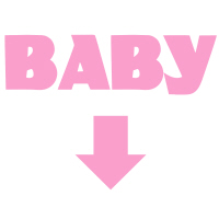 Cool Baby Arrow Maternity T Shirts Gifts