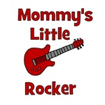 Mommy's Little Rocker with Guitar