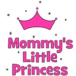 Mommy's Little Princess with Crown