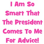 Presidential Advice - Pink