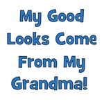 Good Looks from Grandma - Blue