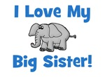 Love My Big Sister (elephant)