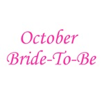 October Bride To Be