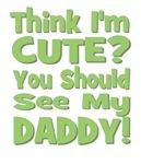 Think I'm Cute? Daddy Green