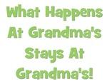 What Happens At Grandmas Green