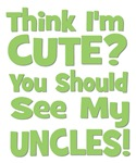 Think I'm Cute? UncleS (Plural) Green