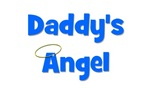 Daddy's Angel - Blue