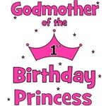 Godmother of the 1st Birthday Princess!