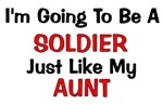 Soldier Aunt Profession