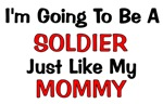 Soldier Mommy Profession