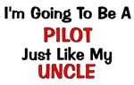 Pilot Uncle Profession