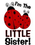 I'm The LITTLE Sister! Ladybug