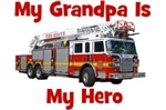 Grandpa Is My Hero FireTruck