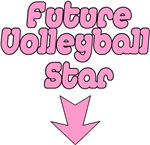 Future Volleyball Star Pink