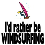I'd rather be Windsurfing!