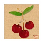 Cherry Bunch Tile Gifts. 2 Designs