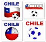 Chile World Cup T-Shirts