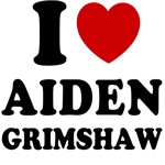 i love aiden grimshaw