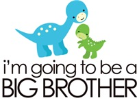 big brother dinosaurs (front only)