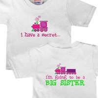 big sister secret train